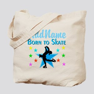 LIVE TO SKATE Tote Bag